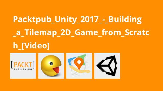 آموزش ایجاد بازیTilemap 2D باUnity 2017